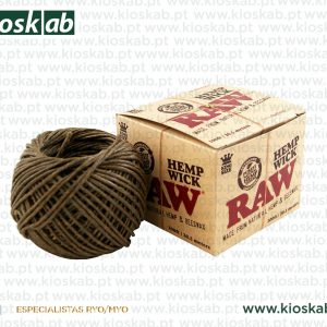 Raw Hemp Wick - 30.5mt