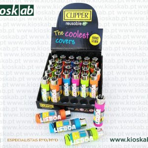 Clipper Pop Cover Pvc Lisboa