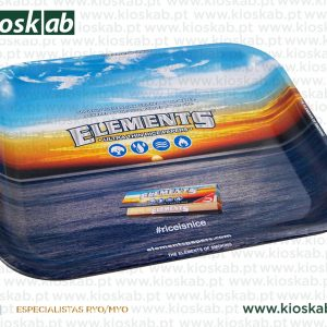 Elements Metal Rolling Tray
