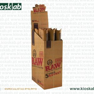 Raw Cones Stage Rawket (15x5)