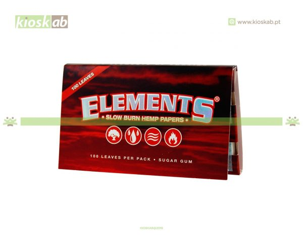 Elements Red Single Wide Double Pack (25)