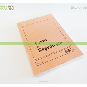 Livro Expediente Firmo 18-E Normal