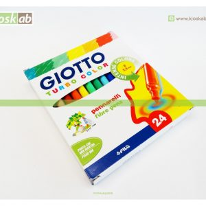 Marcadores Giotto Turbo Color 24