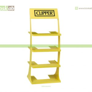 Clipper Expositor 4 displays