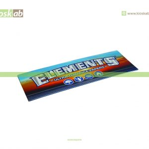 Elements Logo Magnet